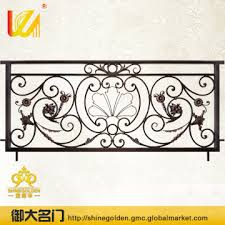 Sgf1008 China Well Design Wrought Iron Fence Posts Strong Structure Manufacturer Supplier Fob Price Is Usd 10 0 200 0 Meter
