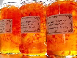 homemade marmalade jam conns