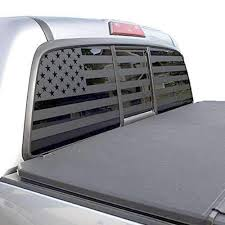 Free Fast Delivery This Is Sure To Be Your New Favorite Truck Accessory And Make Heads Turn Rear Window Decals American Flag Decal Window Decals For Trucks