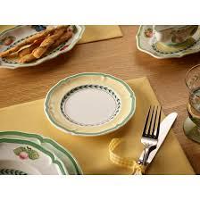 french garden vienne bread plate