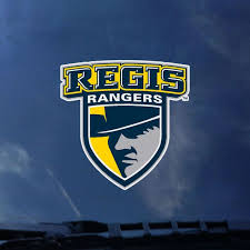 Regis University Rangers Decal Regis University