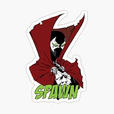 Spawn Stickers Redbubble