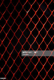Orange Construction Fence High Res Stock Photo Getty Images