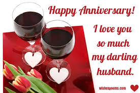 anniversary wishes for husbands wishes poems