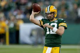 Aaron Rodgers completed a comeback against the Bears on one leg ...
