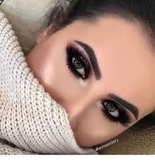 eye makeup for black eyes cat eye makeup