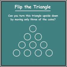 Flip the Triangle