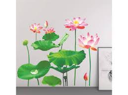 Wall Decal Buy Lotus Ideas Design Art Flower Vinyl Vamosrayos