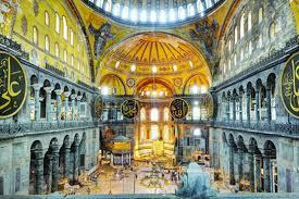 Ayasofya ve Topkapı Sarayıhem bir mabet, hem bir armağan - Seyahat ...