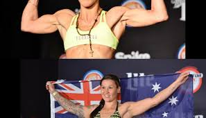 Julia Budd set to make first title defense against Arlene Blencowe