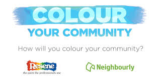 Neighbourly Resene Colour Your Community