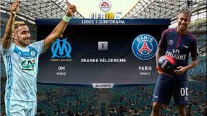 FIFA 18 Olympique Marseille VS Paris Saint Germain Full Match | OM VS PSG  Gameplay - YouTube