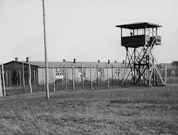 WWII POW German Stalag Luft camps for Airmen