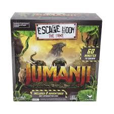 Jumanji Escape Room Game Target