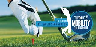 events top golf free wheelchair mission