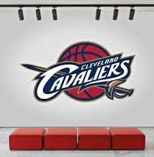Cleveland Cavaliers Logo Wall Decal Sports Window Sticker Decor Vinyl Nba Cg045 Ebay