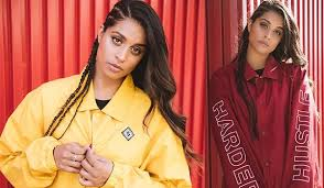 lilly singh s hair and makeup looks