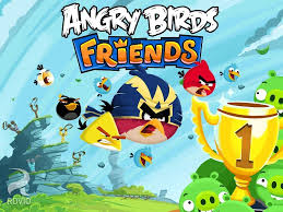 Download Angry Birds Friends Mod APK Latest Version Free For ...
