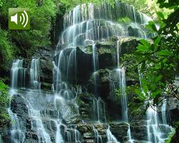 best 45 waterfall desktop background