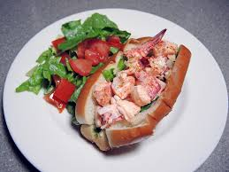 New England Style Lobster Roll Recipe ...
