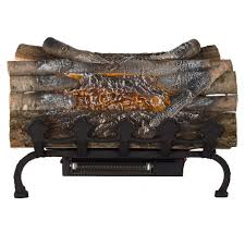 pleasant hearth electric ling log