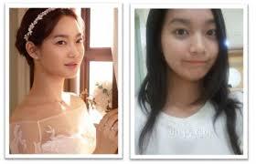 korean actress without makeup