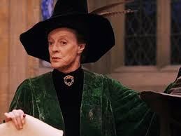 Then Maggie Smith Kept Hogwarts Students In Line As Professor ...