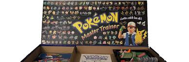 Pokemon Master Trainer Board Game Review, Rules & Instructions