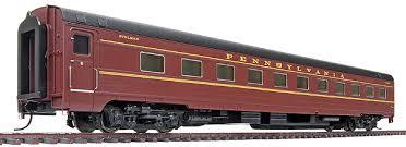 Walthers 1953 68 Pennsylvania Broadway Limited Streamlined Cars Assembled Budd Inn Series 21 Roomette Sleeper Job 9667 024 932 9630