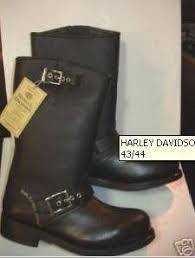 harley davidson stivali boots pelle mod