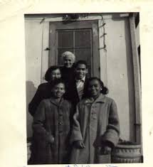 Ada (Kelly) Whitney family, 1955 | Adel, Ada, Yenwith and El… | Flickr