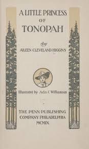 A little princess of Tonopah, | Library of Congress