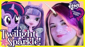my little pony twilight sparkle makeup