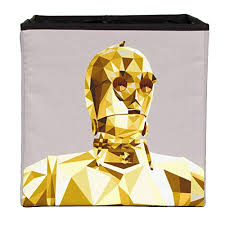 Everything Mary Star Wars C 3po Collapsible Storage Bin By Disney Cube Organizer For