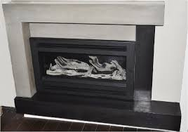 concrete fireplace surroundantels