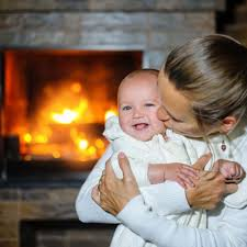babyproof your hearth and fireplace