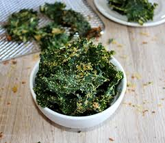Crispy Air Fryer Kale Chips - Vegan and Gluten-Free - Simple And ...