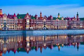 Набережная Брюгге, Йошкар-Ола - «А вы знали, что Йошкар-Ола- это маленькая  Европа? Набережная Брюгге и ее окрестности. » | Отзывы покупателей
