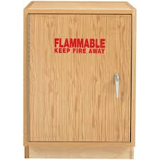 flammable liquid storage cabinet 24 w