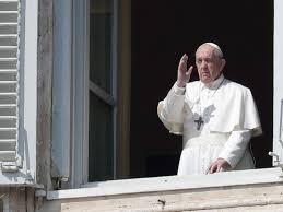 Preghiera del Papa in diretta mondiale. Benedizione Urbi et Orbi ...