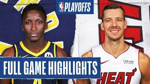PACERS at HEAT   FULL GAME HIGHLIGHTS