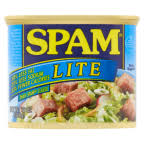 spam lite canned meat 12 00 oz rite
