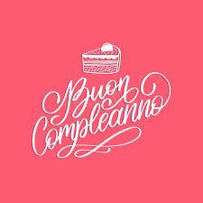 italian birthday stock illustrations italian birthday stock