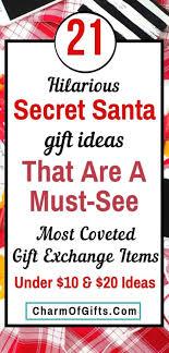 secret santa gifts that make the boss