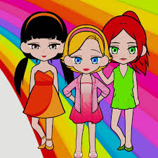 Cathy Smith Clarissa Smith Julie Yamamoto by Mich1998 on DeviantArt