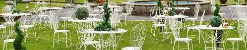 garden furniture benches tables
