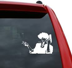 See You Space Cowboy Cowboy Bebop Anime Die Cut Vinyl Decal Sticker Car Truck Auto Parts And Vehicles Car Truck Graphics Decals Magenta Cl