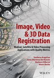 image video and 3d data registration