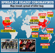 Deadly coronavirus could have ALREADY spread to UK after ...