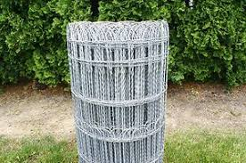 Ornamental Loop Fence Decorative Woven Wire Fencing Galvanized Metal Wire Fence Fence Weaving Fence Design